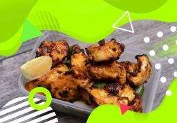 Tandoori mix grill image